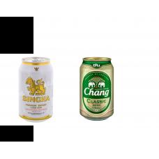 51.Singha of Chang bier
